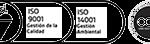 Logos de Certificación de Calidad